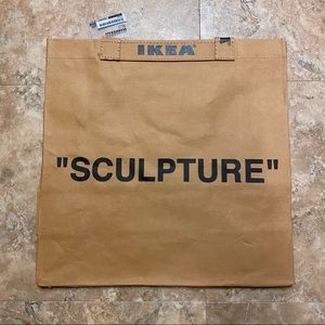 IKEA x Virgil Abloh Off-White Medium Sculpture Bag